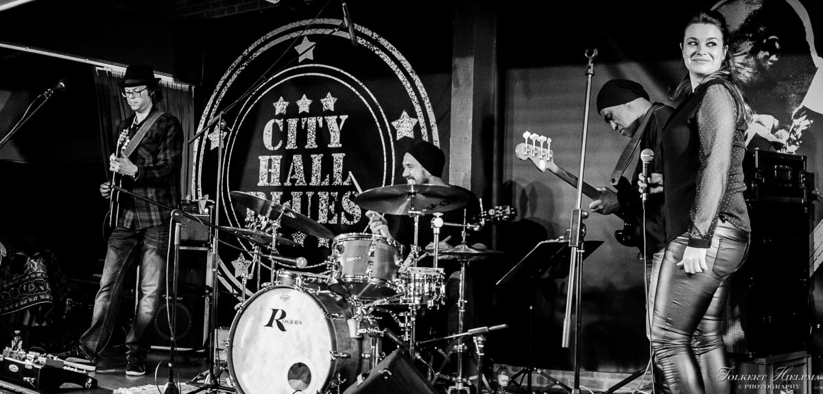 John F. Klaver Band @ City Hall Blues